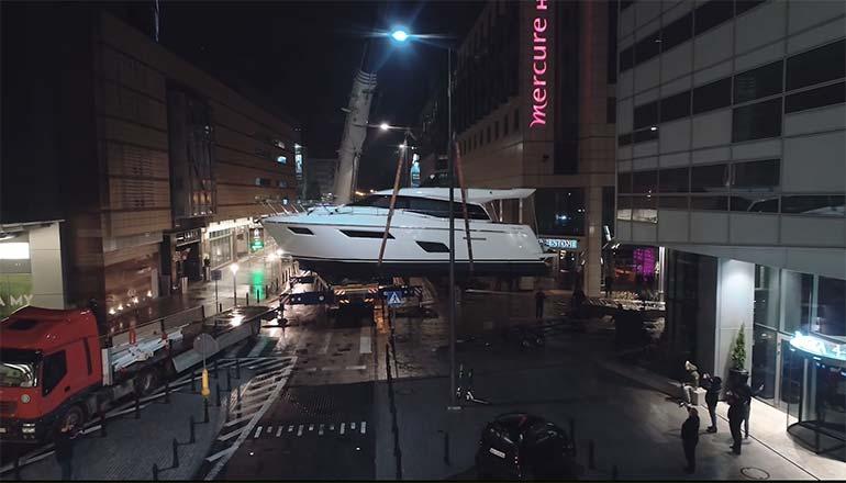Film z eventu firmowego - Yachting Night na Złota 44