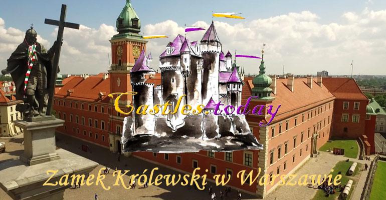 Film zrealizowany dla portalu Castles Today - Zamek Królewski w Warszawie