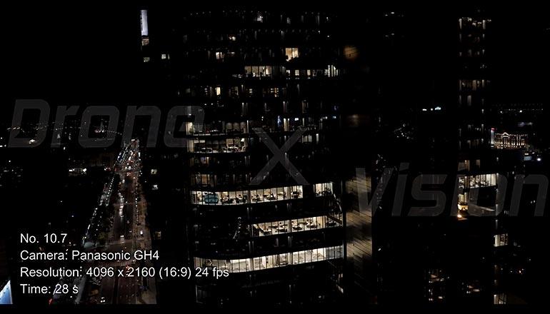 Filmy z drona na sprzedaż - ujęcia stockowe z ronda ONZ w Warszawie