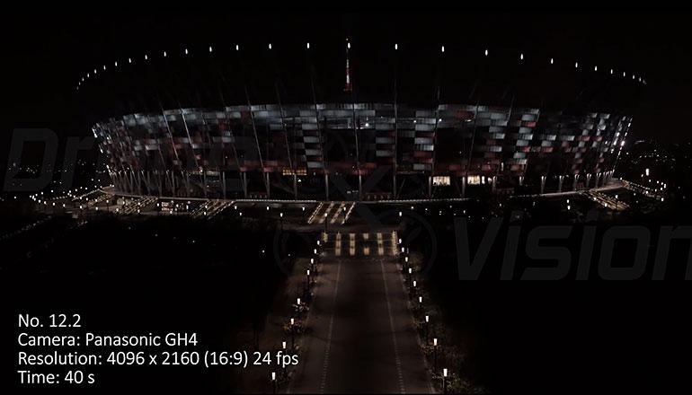Ujęcia stockowe na sprzedaż - PGE Stadion Narodowy w Warszawie