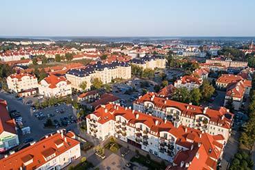 Zdjęcia dronem - fotografia dla samorządu, miasta, gminy - Ostróda