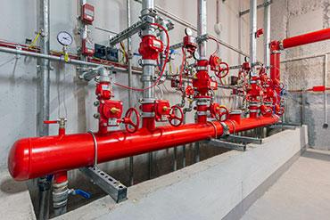 Zdjęcia przemysłowe - instalacje przemysłowe