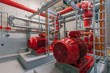 Instalacje przemysłowe na zdjęciach przemysłowych