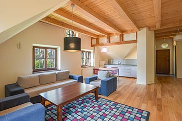 Zdjęcia apartamentu na wynajem - Drone X Vision